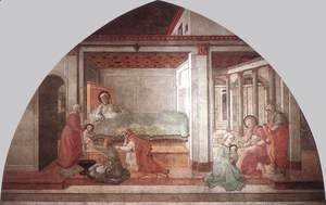 Birth and Naming St John 1452-65
