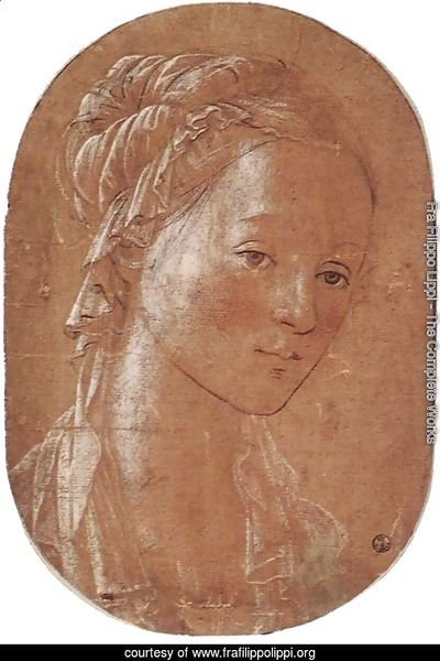 Head of a Woman c. 1452