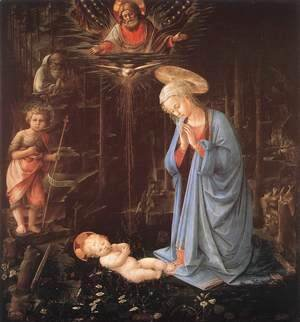 Madonna in the Forest c. 1460