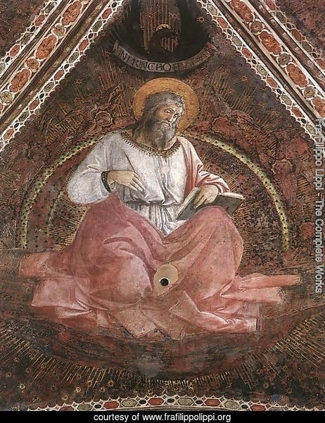St John the Evangelist c. 1454